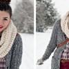 Kışa Özel Boyunluk Modelleri