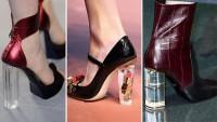 2015-2016 Ayakkabı Modası
