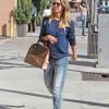 Jessica Alba'nın En İyi Sokak Stili Kombinleri