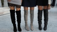 Bu Kış Dizüstü Çizme Giyin