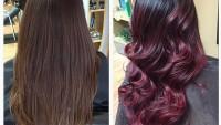 Koyu Renk Saçlara Canlılık Verecek Renk Önerileri