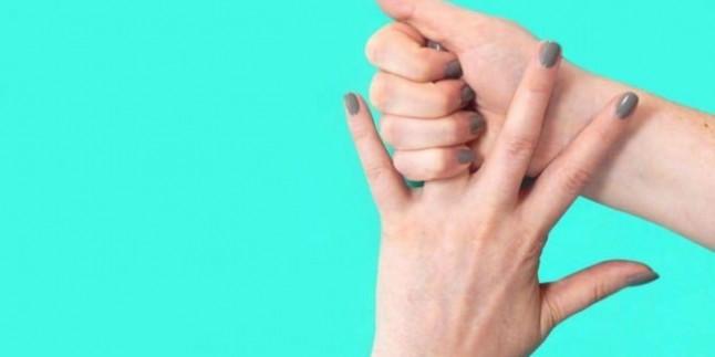 Eğer Parmaklarınızı 20 Saniye Boyunca…