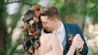 Gelinler için En Güzel Çiçek Taçları