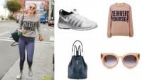 Gigi Hadid'in Sneakers Stili