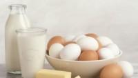Peynir ve yumurta zararlı olabilir