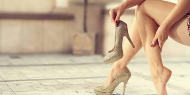 Güzel ayaklara sahip olmak