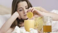 Soğuk algınlığına ve gribe doğal tedavi