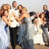 Ünlü Çift Evlendi, İşte Düğünden Kareler…
