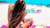 Plajın en güzel kızı siz olun!