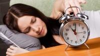 Düzenli uyku çok önemli