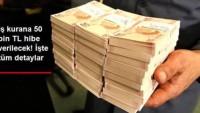 Devlet 150 bin TL veriyor! Hem de geri ödemesiz… İşte aranan şartlar…