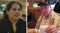 Huysuz Adam 7 Yıl Boyunca Her Gün Garson Kızdan Dert Yakındı
