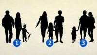 Psikoloji Testi: Seçeneklerden Hangisini Kendi Ailenize Daha Çok Benzettiniz? Sonuçlar Sizi Şaşırtabilir!