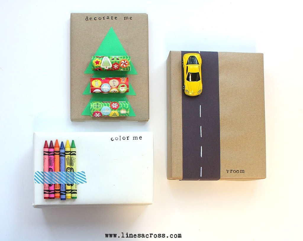 15 идей упаковать подарок - Так Просто! 3