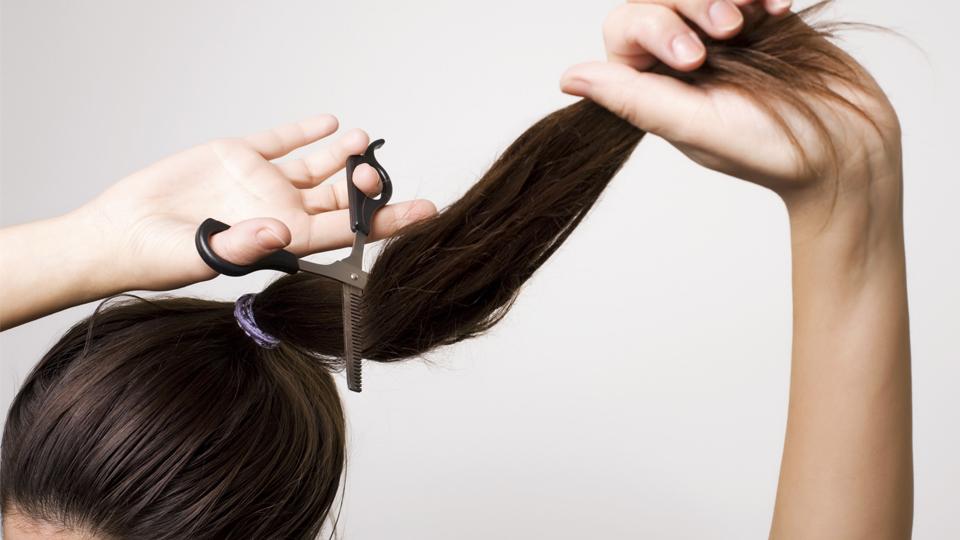Как подстричь волосы фото пошагово в