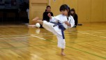 5 Yaşındaki Karate Ustası Kız Şaşırtıyor