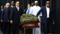 Muhammed Ali'nin Cenazesinde Rezalet!