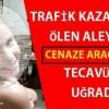 Rezalet! Trafik Kazasında Ölen Aleyna'ya Cenaze Aracında…