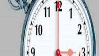 Yaz saati uygulaması için flaş karar