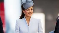 Kate Middleton Şıklığını Yakalayın!