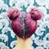 Yeni Trend: Saç Diplerinde Işıltı
