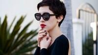 Kadınlar Hadi Bir Cesaret: Erkek Tipi Saçlar