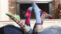 Çorapla Uyumayın!