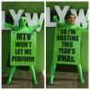Miley Cyrus ve Sıradışı Kostümleri