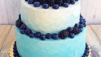 Yaza Özel Düğün Pastaları