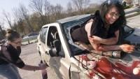 Dünyanın En Tehlikeli Araba Kazaları…