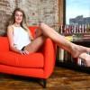 Amerika'nın En Uzun Bacaklı Kadını