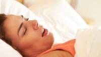 Ağzı açık uyumanın zararları