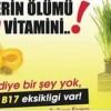 b17 vitamini kanseri engelliyor