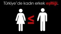 Türkiye'de kadın erkek eşitliği