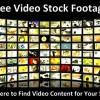 Free Video footage