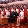 Kızları Okul Sıralarından Alıp Devlet Büyüklerine Sunuyor!