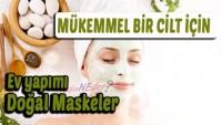 Ev yapımı doğal maskeler
