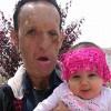 Recep Sert, Bebeğiyle Fotoğrafını Paylaştı