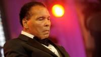 İşte Muhammed Ali'nin son görüntüleri