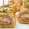Krem peynirli tavuklu kanepe tarifi