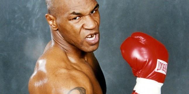 Mike Tyson'dan Brad Pitt İtirafı!