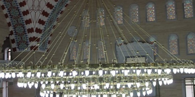 Cami avizeleri nasıl yapılır ?