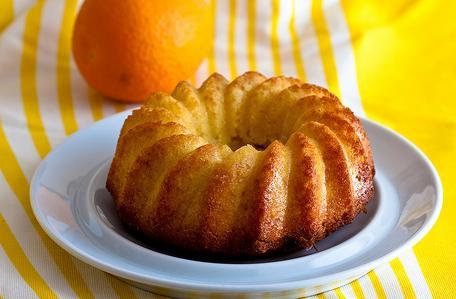 portakallı-kek